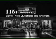 115+ Movie Trivia Questions and Answers