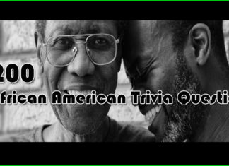 200 African American Trivia Questions