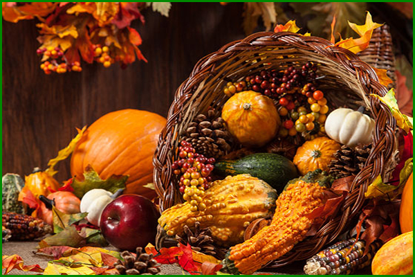Thanks Giving and Harvest Festival Traditions Around the World