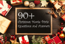 90+ Christmas Movie Trivia Questions and Answers