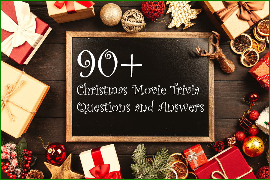 90 Christmas Movie Trivia Questions And Answers