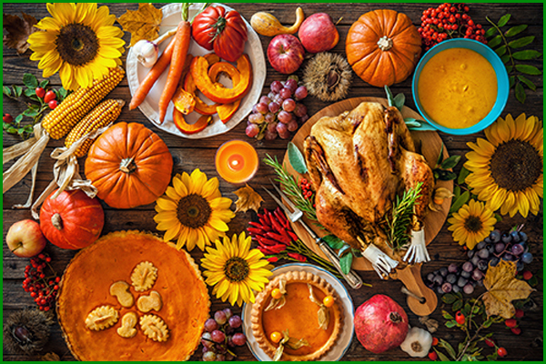 Easy Thanksgiving Trivia Questions