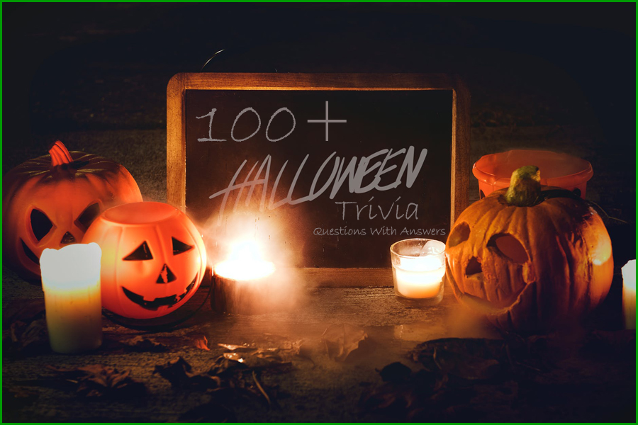 100+ Halloween Trivia Questions With Answers